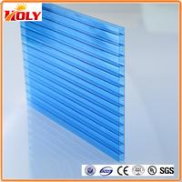 plastic sheet polycarbonate hollow sheet,polycarbonate embossed sheet