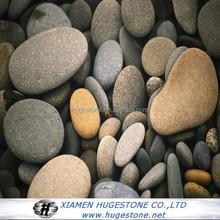 Wholesale colorful pebble stone, natural river rock
