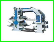4 Color Flexo nonwoven printing machine