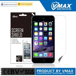 Free sample!!Full Cover!!! high transparant screen protector for iPhone 6/6 plus /Anti-Glare /Anti-fingerprint