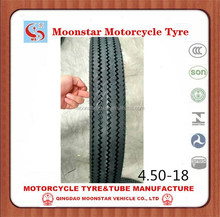 motorcycle tyre 4.50-18 chinese motorcycle accessories