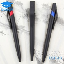 Fashionable Business promotional black roller ball pen