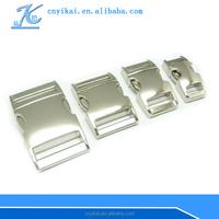wholesale 3/4'' metal buckle 3/4'' side release buckle