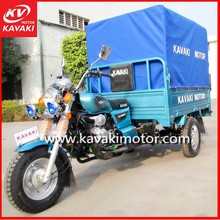 Cabin motorcycle/motorized trike/KAVAKI triciclo+do+passageiro & cargo for africa