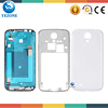 Mobile Phone White Color Cover Case Middleplate Back Cover Replacement For Samsung I9500 Galaxy S4I 545 I337 I959 Full Housing