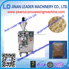 20-50 bags/min peanut packaging machine for peanut butter automatic packaging