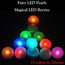 Wedding, home and gardan lighting Battery Colorful mini fairy lights