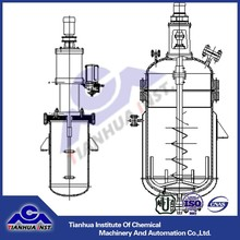 Reaction vessels for chemical industry supplier