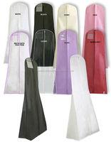 customized wedding dress bag wholesale,garment bag,long gown bag free samples