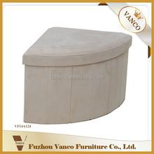 2015 Top Fashion home goods ottoman /stool