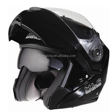 Goog quality Adults Flip up chin bar helmet with bluetooth(DOT&ECEcertification)