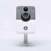 Night vision portable easy to install mini wifi p2p ip Camera with PIR motion sensor