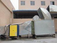 Electrostatic Precipitator Oil Mist Filtration System for Commercial Kitchens