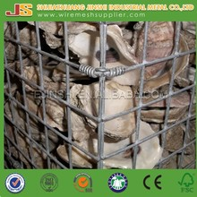 Hot dipped Galvanized Gabion Box Stone Cage with Welded Type