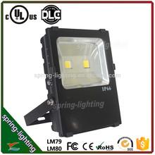 Ce RoHs 2 x 50 W de alta potência 100 W LED de alta poste de iluminação levou praça luz de inundação