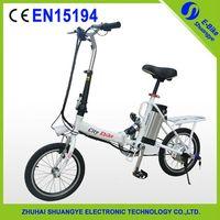 Comfortable electric bike china and CE e motor bike with li-ion battery