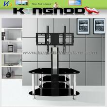 Hot sale new design modern new design metal tv stand
