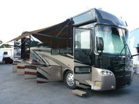 Travel trailers, Motorhomes