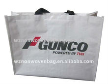 Laminated PP Woven Grocery Bag