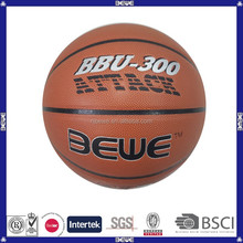 China supplier custom match basketball ball