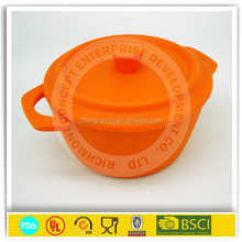 Kitchen New Cookware Utensils Silicone Rubber Steamer For Cook