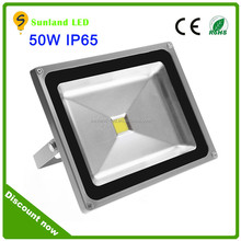 IP65 waterproof 10~100 watt rgb led aluminum flood light stainless steel made in china
