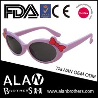 Baby Girls Anti-UV Child Goggles Bow Eyewear Sunglass Factory