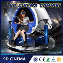 2015 Good Business 360 degree rotation VR Cinema 9D interactive Movies