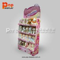 toys cardboard floor display,toys display racks for retail stores,cardboard display for kids toys