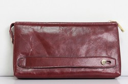 Unique long zipper trend wallet
