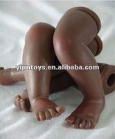 Vinyl doll arms and legs;Custom doll parts;PVC doll parts for arms&legs