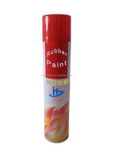 Aerosol Spray Paint Aerosol Spray Can Car Rubber Paint Coating 350ml/400ml