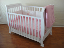 baby cot bed with drawer solid wood baby cot bed sleigh baby cot