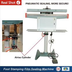 KS-F Pneumatic Plastic Bag Impulse Sealer