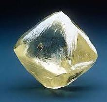 certify Natural rough diamonds