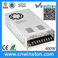 S-400-24 400W 24V 16.5A best quality top sell dual output switching power
