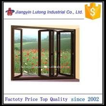 HOT!!!6000 series aluminum sliding windows frame