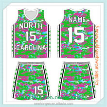 Good quality crazy selling sublimated basketball jerseys australia