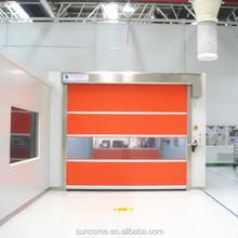 workshop internal high speed door rolling shutters