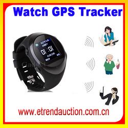 Watch GPS Tracker For human animal Kid/Child Tracker Wrists GPS Tracker Android Mobile Watch