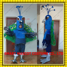 Easy wear peacock costume adult peacock costume light and easy to wear peacock costume