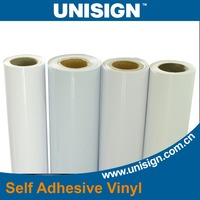 UV,solvent,eco-sovent self adhesive vinyl rolls for car body