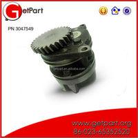 Cummins Lubrication Oil Pump for diesel engine K38 PN3047549