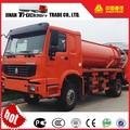 china 8t de vacío de succión de aguas residuales de camiones