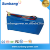 High quality portable solar energy 24v 100ah battery pack