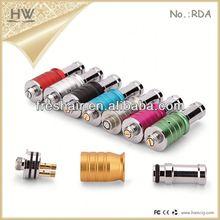 Hongwei Best and Cheapest E Cigarette Atomizer rda atomizers