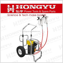 Efficient Spraying Machine HY-7000A, hand held sprayer, best wagner paint sprayer, wagner spray tips