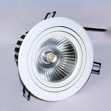 new design 360 degree rotatable cob led downlight 30W 35W 40W CITIZEN led downlights