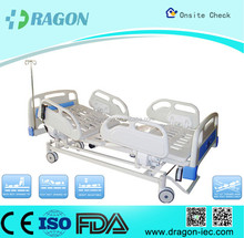 Selling well around the world!!Hospital bed;electric bed with 5 functions;medical equipment for diabetics;DW-BD104