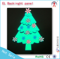 Custom el panel backlight/a4 el panel/Flexible el sheets backlight